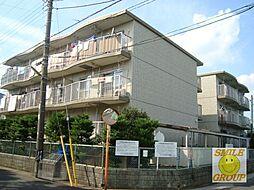 市川カトレアハイツ松塚[1階]の外観