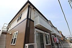神奈川県横浜市港北区日吉本町6丁目の賃貸アパートの外観