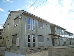 大阪府堺市中区土師町1丁の賃貸アパートの外観