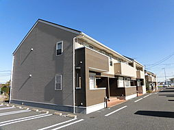 千葉県千葉市緑区高田町の賃貸アパートの外観