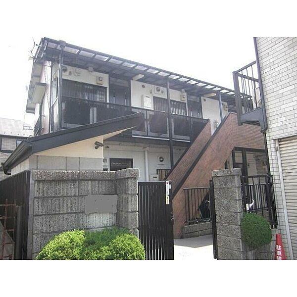 メゾンドフラワー 1階の賃貸【東京都 / 狛江市】