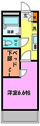 TAKA[1階]の間取り
