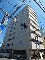 グランデ福島[9階]の外観