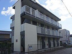 愛知県春日井市鳥居松町4丁目の賃貸アパートの外観