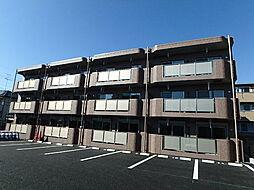 栃木県小山市犬塚1丁目の賃貸マンションの外観