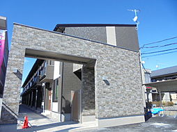 滋賀県彦根市平田町の賃貸アパートの外観