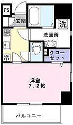 新鎌スカイタワー[7階]の間取り