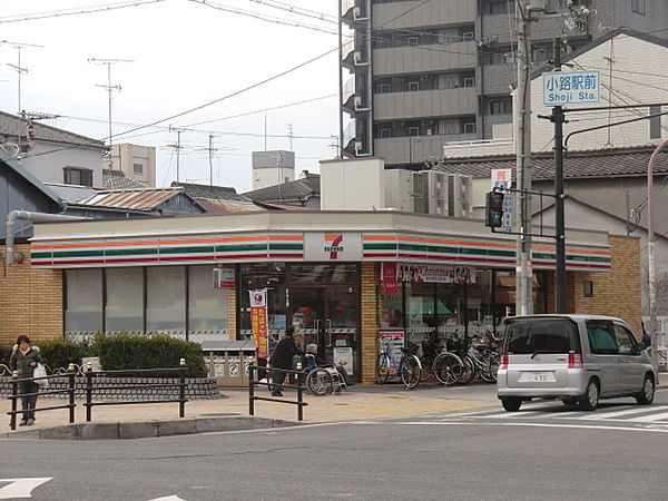 セブンイレブン大阪小路2丁目店 94m