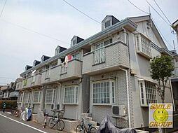 千葉県浦安市東野3丁目の賃貸アパートの外観