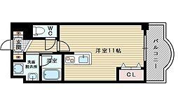 ノーム下新庄3[2階]の間取り