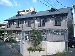 パークデュエル神松寺[205号室]の外観