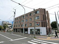 北海道札幌市豊平区美園七条7丁目の賃貸マンションの外観