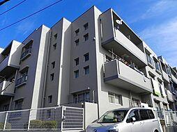 大阪府豊中市柴原町1丁目の賃貸マンションの外観