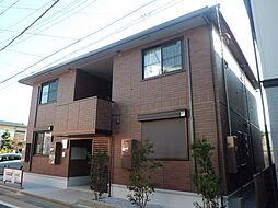 埼玉県戸田市早瀬2丁目の賃貸アパートの外観
