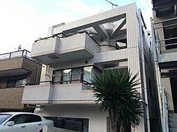 神奈川県横浜市南区六ツ川2丁目の賃貸マンションの外観