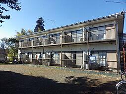 東京都八王子市谷野町の賃貸アパートの外観