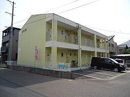 レスト上郷[2階]の外観