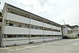 大阪府箕面市粟生間谷東6丁目の賃貸マンションの外観
