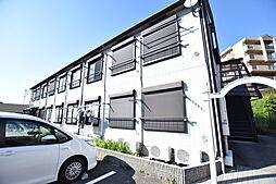 大阪府和泉市唐国町2の賃貸アパートの外観
