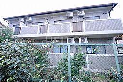 京都府京都市左京区松ケ崎堀町の賃貸マンションの外観