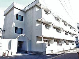 愛知県岡崎市欠町字東畑の賃貸アパートの外観