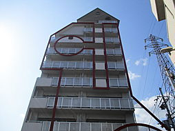 マッハ87[8階]の外観