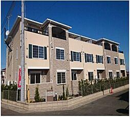 埼玉県さいたま市西区大字高木の賃貸アパートの外観