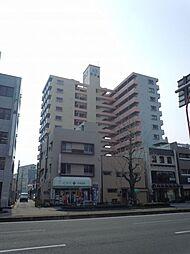久留米駅前スカイマンション[702号室]の外観