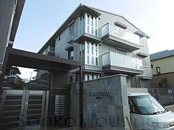 大阪府堺市北区百舌鳥西之町1丁の賃貸アパートの外観