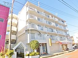 神奈川県綾瀬市上土棚南5丁目の賃貸マンションの外観