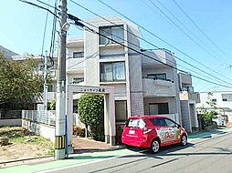 福岡県福岡市南区高宮4丁目の賃貸マンションの外観