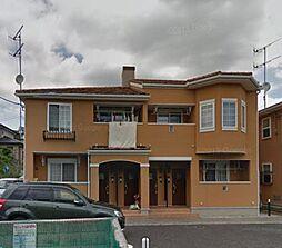 神奈川県伊勢原市高森3丁目の賃貸アパートの外観