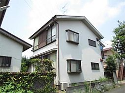 東京都多摩市一ノ宮1の賃貸アパートの外観