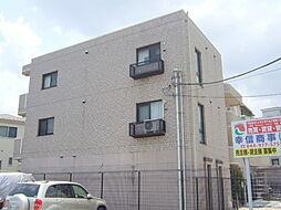 神奈川県川崎市宮前区菅生5丁目の賃貸マンションの外観