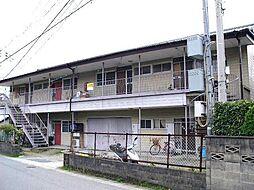 川添アパート[203号室]の外観