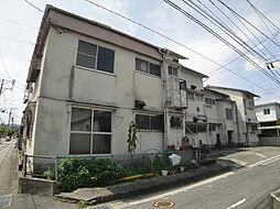 佐藤アパート[B号室]の外観