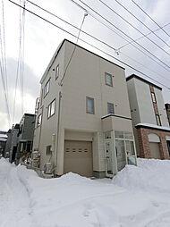 [一戸建] 北海道札幌市中央区南十二条西9丁目 の賃貸【/】の外観