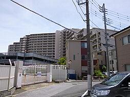 レーベンスクエアリハート東京[13階]の外観
