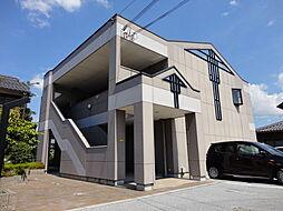 滋賀県彦根市中藪1丁目の賃貸マンションの外観