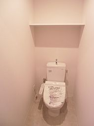Grandeur(グランデュール)のトイレ