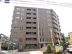 埼玉県所沢市御幸町の賃貸マンションの外観