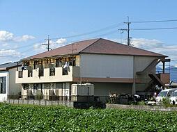 アットホーム石田[1階]の外観