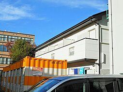 兵庫県神戸市長田区苅藻通6丁目の賃貸アパートの外観