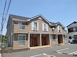 埼玉県所沢市小手指南4丁目の賃貸アパートの外観