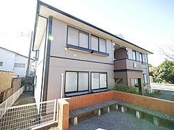 神奈川県綾瀬市深谷中4丁目の賃貸アパートの外観