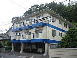 ピュア笹沖[203号室]の外観