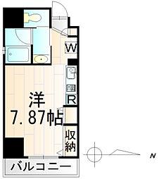 神奈川県川崎市幸区南幸町2丁目の賃貸マンションの間取り