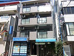 神奈川県鎌倉市大船1丁目の賃貸マンションの外観