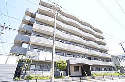 千葉県市川市日之出の賃貸マンションの外観