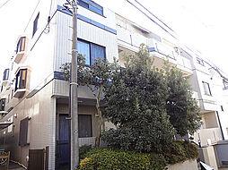 神奈川県横浜市青葉区美しが丘4丁目の賃貸マンションの外観